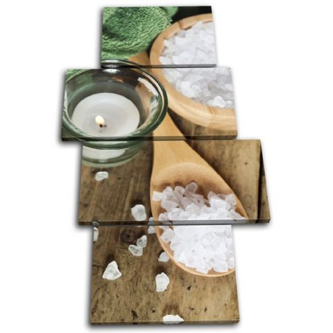 Bath Salts Candle Bathroom - 13-1246(00B)-MP04-PO